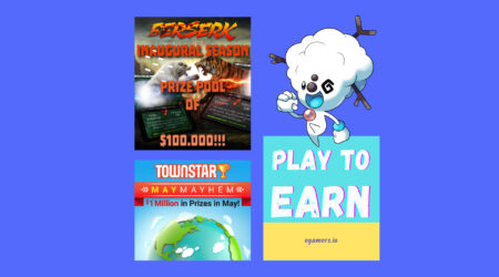 Tournaments, Giveaways & Play-to-Earn Opportunities