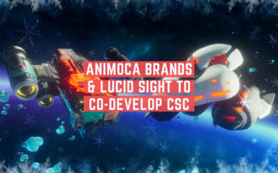 Animoca Brands & Lucid Sight Join Forces to Develop Crypto Space Commander