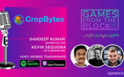 🎤 GFTB: CropBytes With CEO Sandeep Kumar