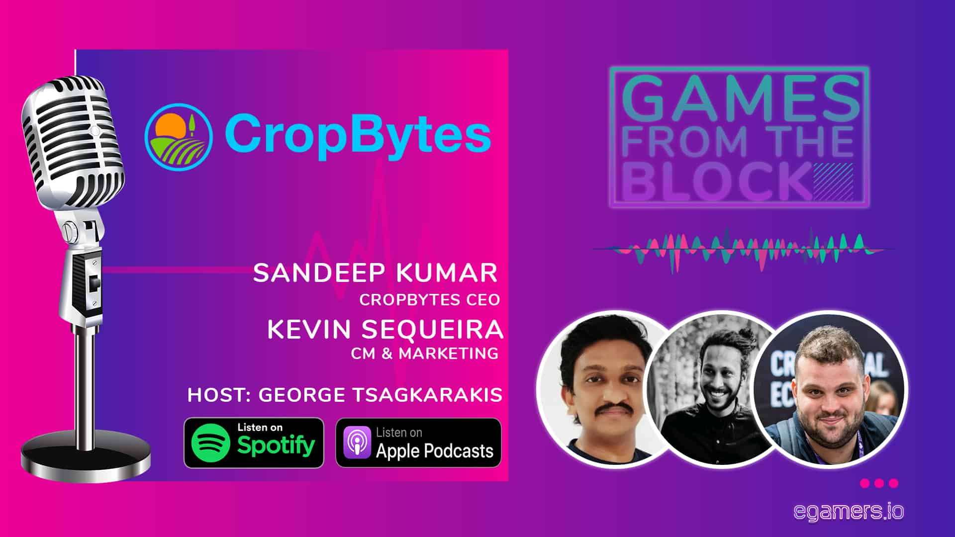 GFTB: CropBytes With CEO Sandeep Kumar