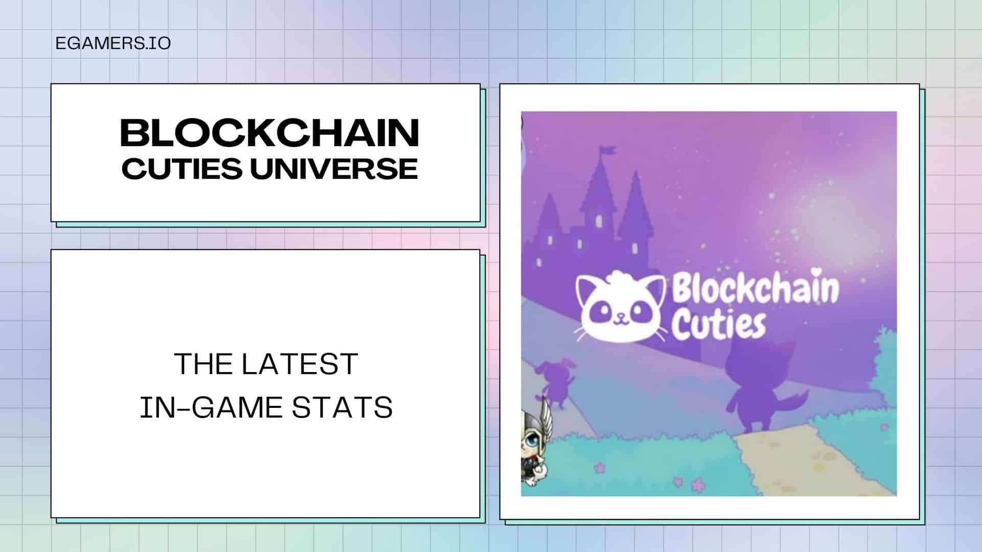 Blockchain Cuties in-game stats