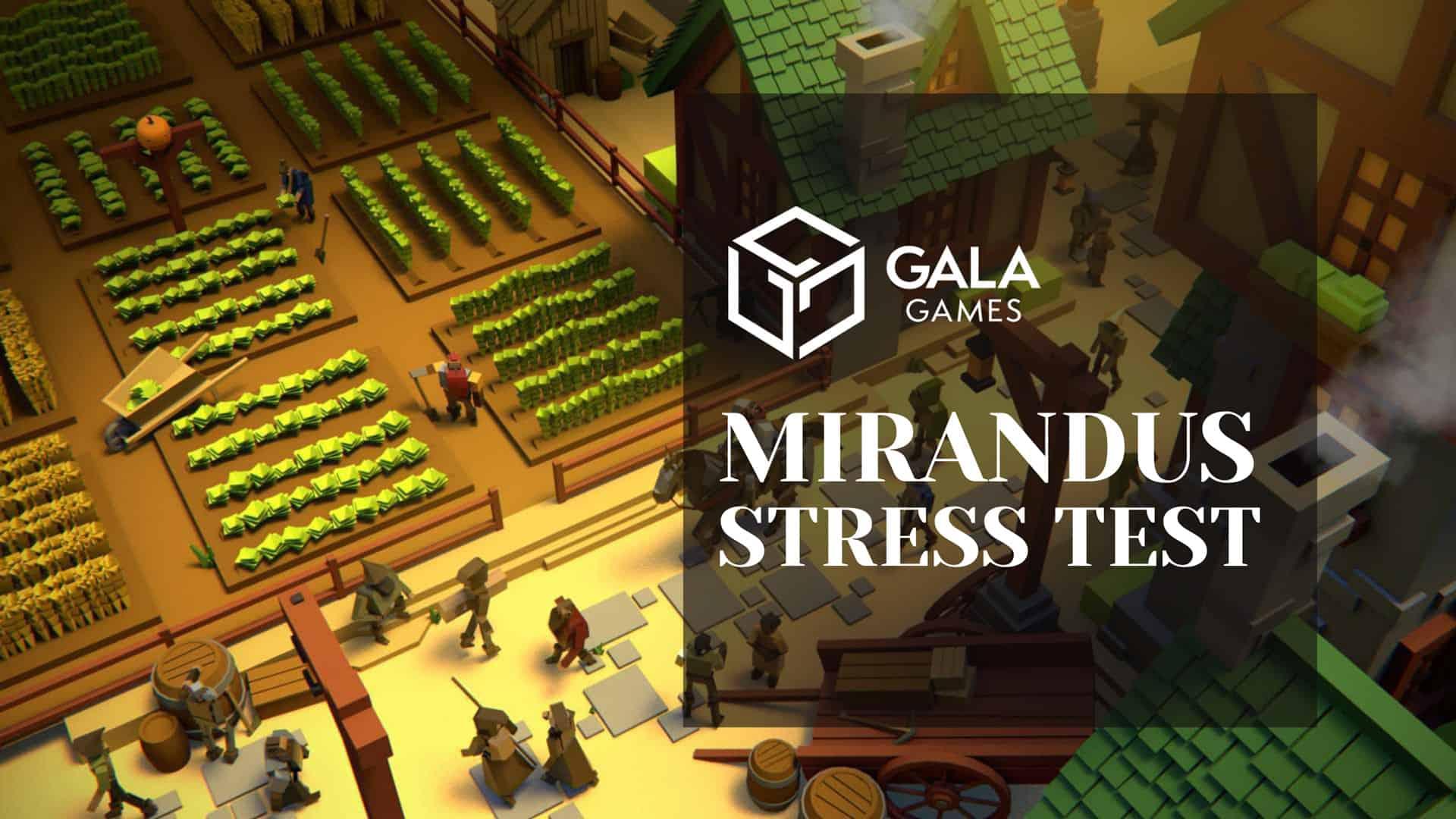 Mirandus Stress Test