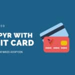 Buy pyr with credit card