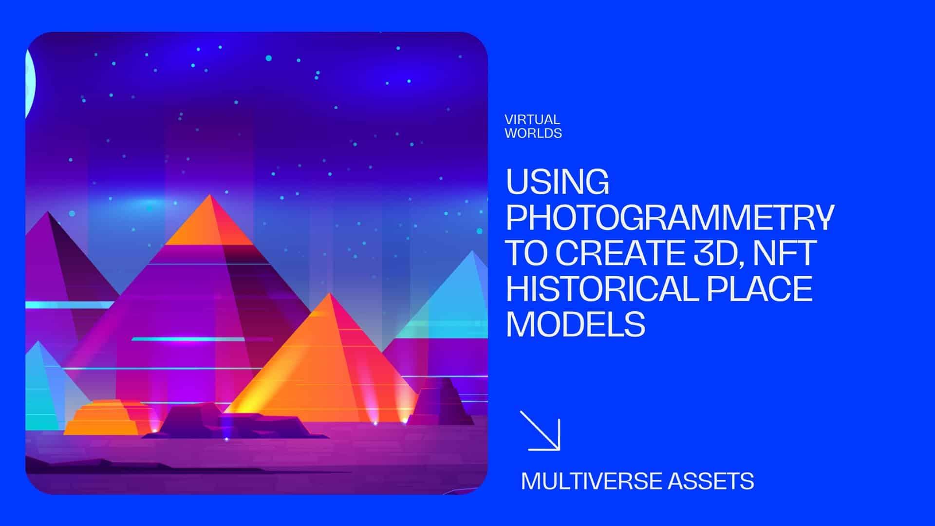 Virtual Worlds NFT Pyramids