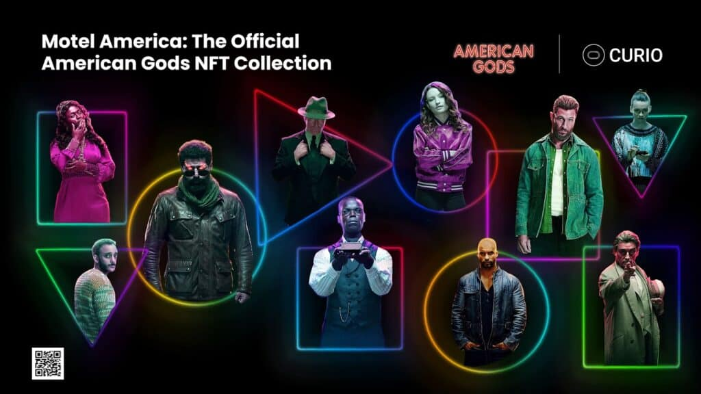 American Gods NFT collection