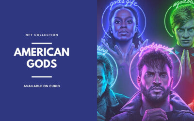 American Gods S2 Licensed NFTs on Curio