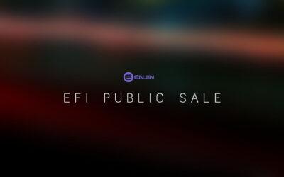 EFI Token Public Sale to Take Place On Coinlist