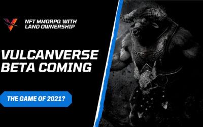 VulcanVerse Beta Coming Soon