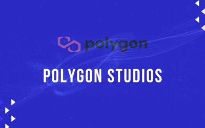 "Polygon Launches Crypto Gaming Studio dubbed ""Polygon Studios"""