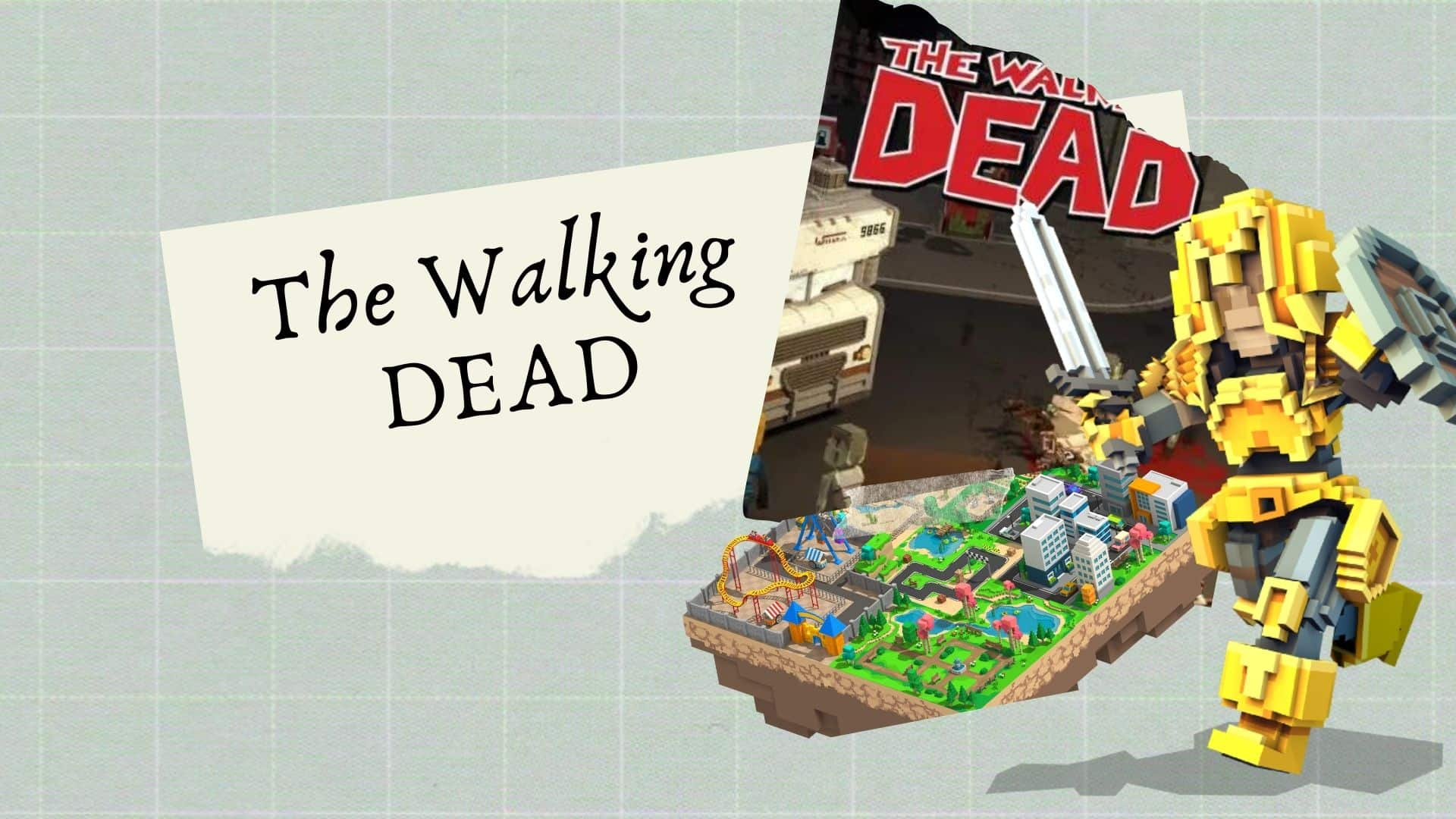 The Sandbox Walking dead