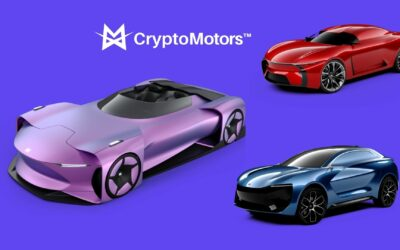 Get Your First NFT Car By CryptoMotors
