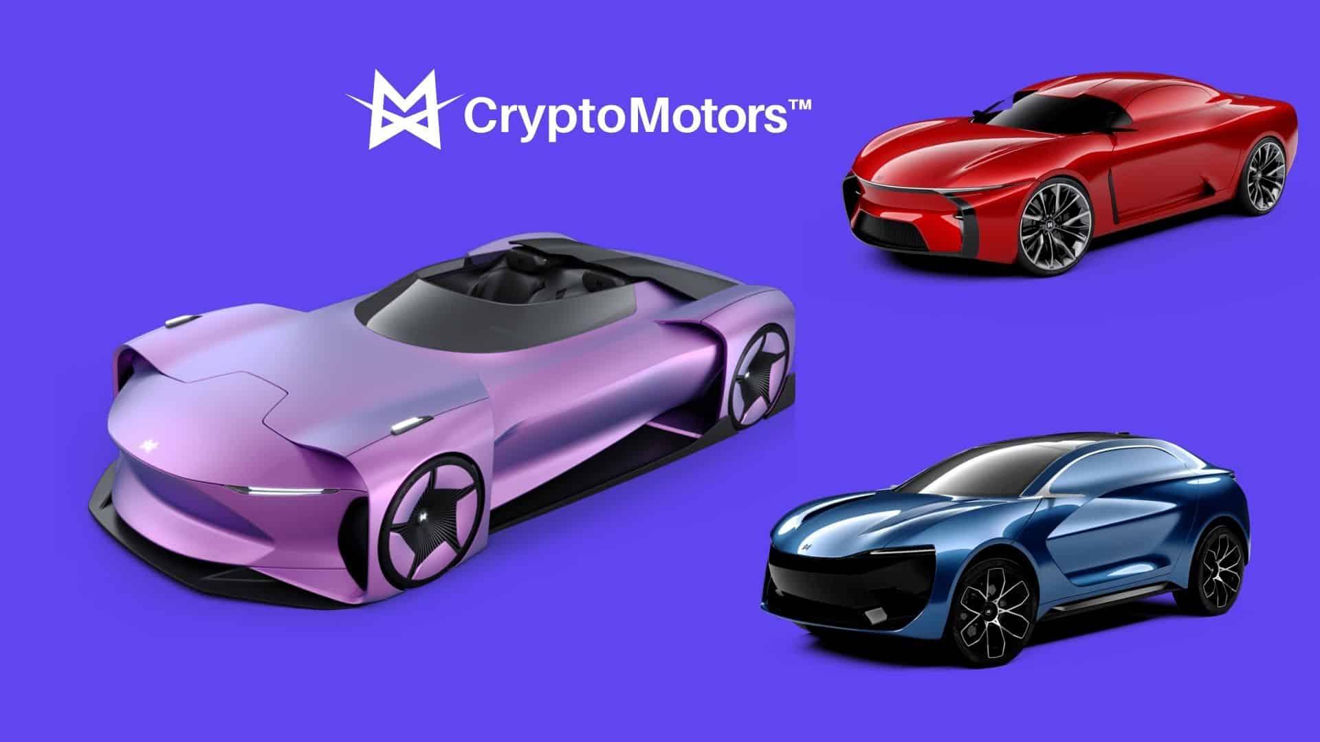 Cryptomotors gen 1 sale