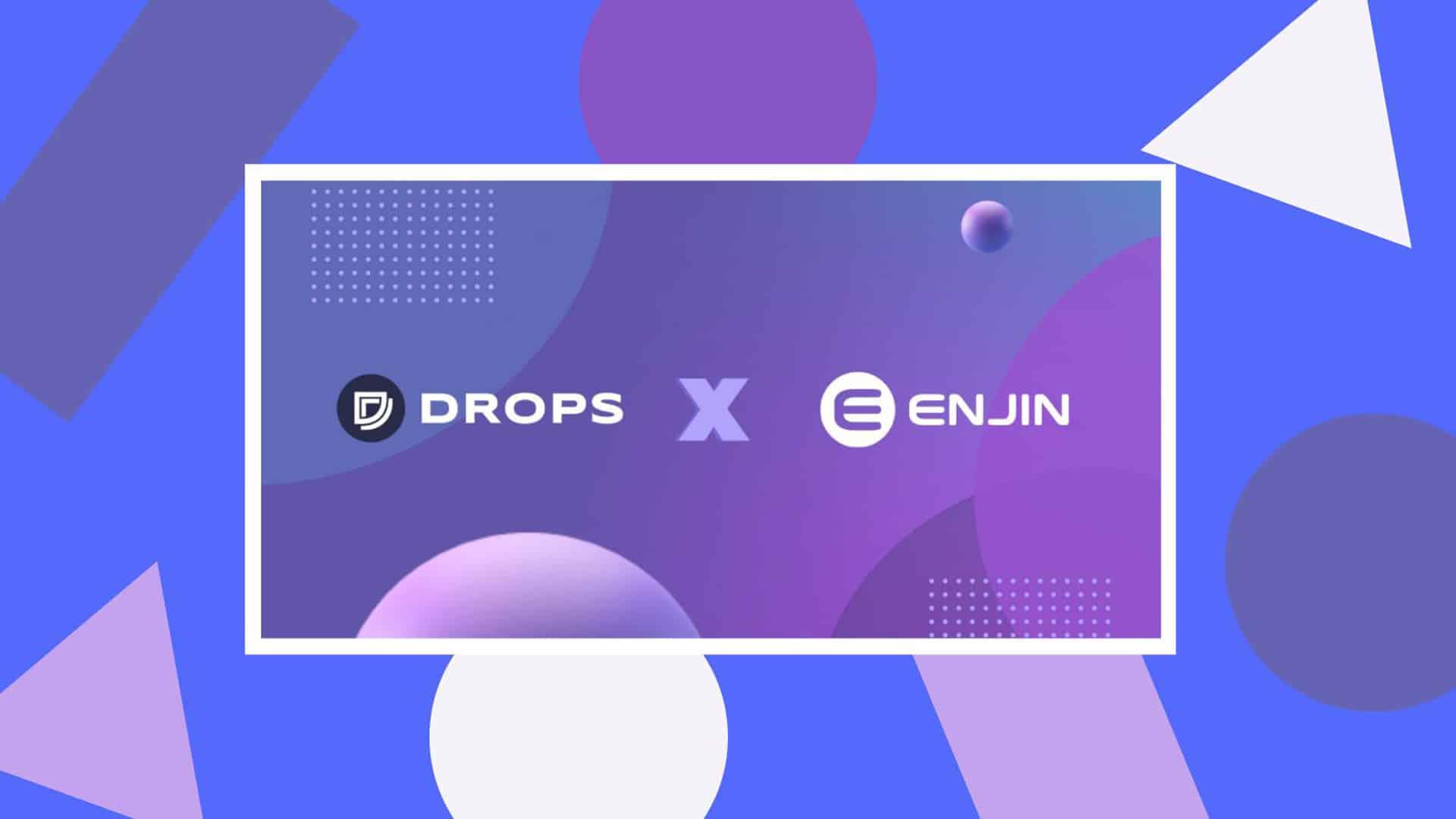Enjin Drops