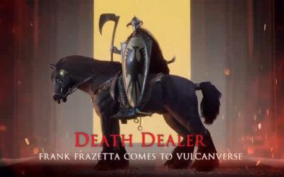 Win Frank Frazetta's Death Dealer & 500 In-Game NFTs