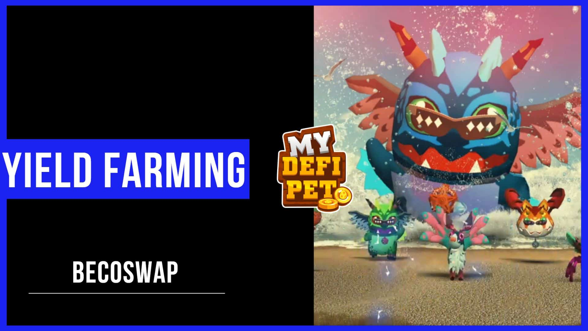 MyDefiPet Becoswap