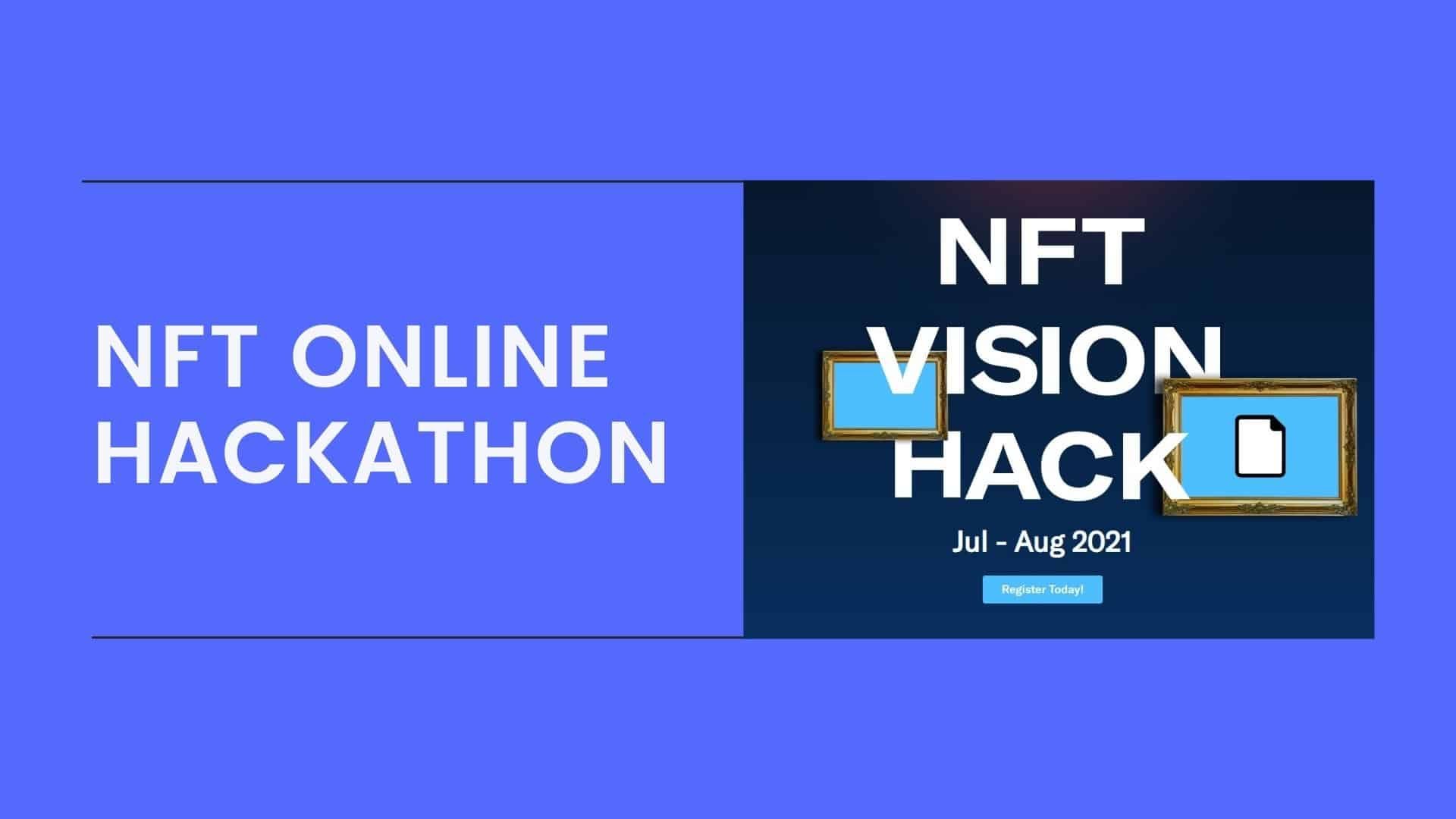 NFT VISION HACKATHON
