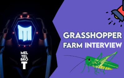 Interview With Hoppertrophy: Grasshopper Farm's Developer
