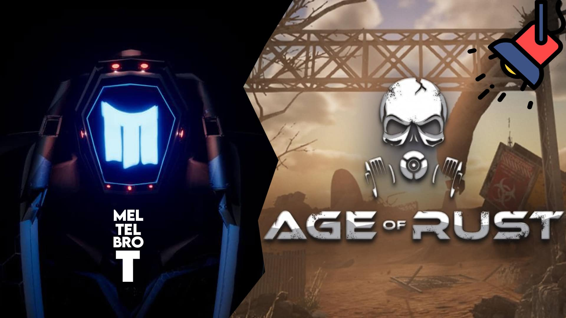 Age of rust interview
