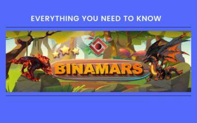 Binamars Overview: DeFi, Play To Earn & NFTs