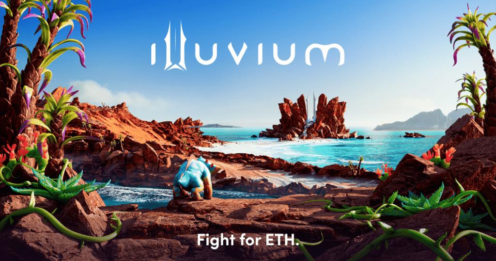 Illuvium blockchain game