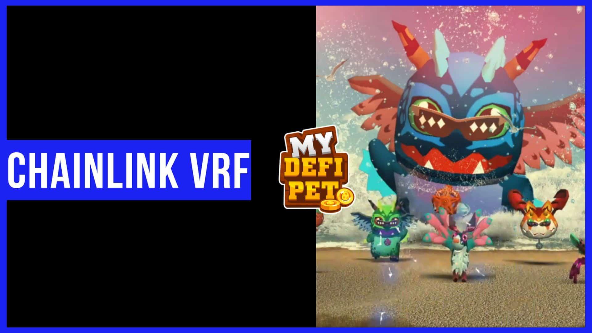 My Defi Pet VRF