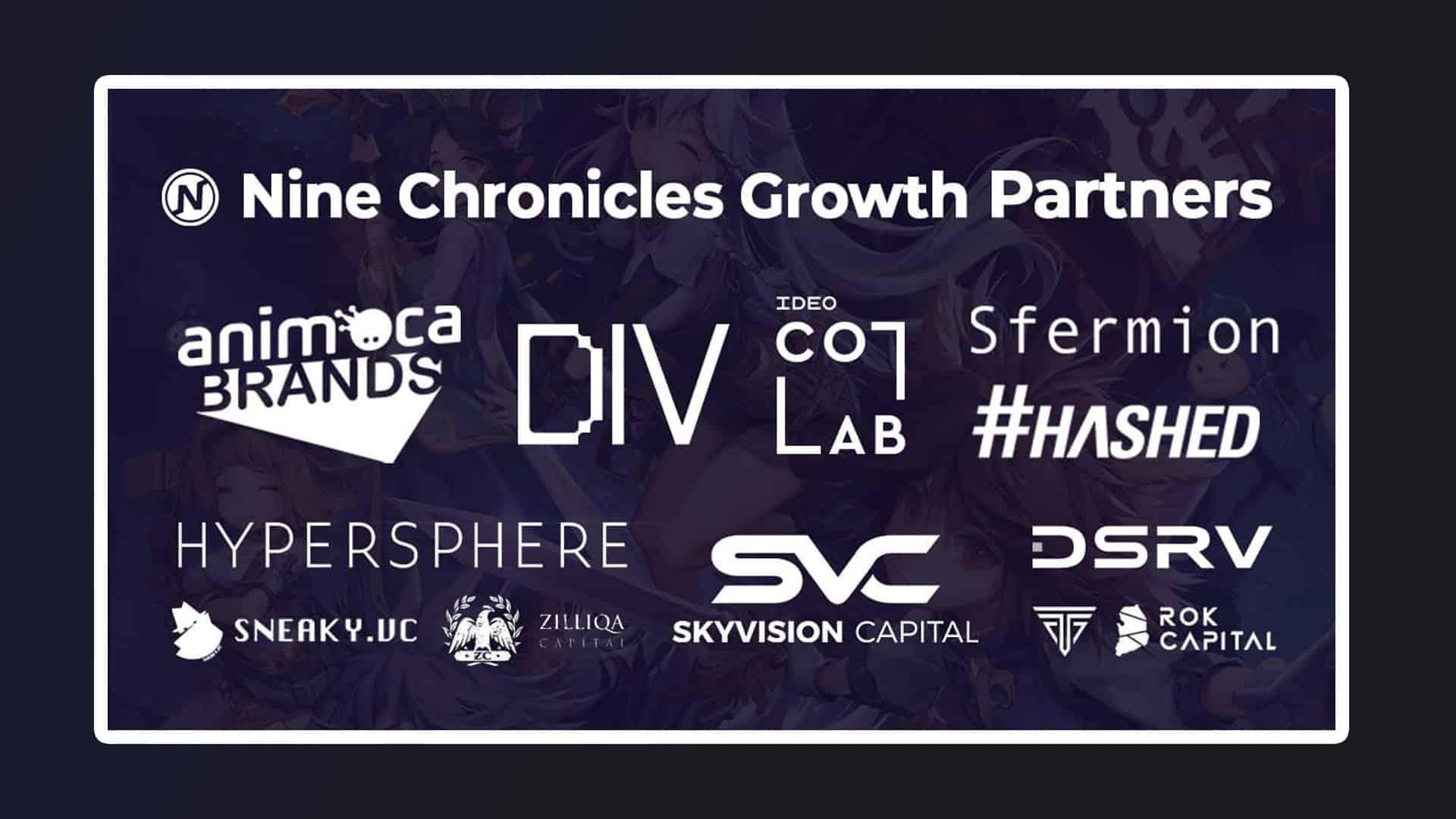Nine Chronicles Investment