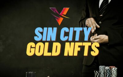Sin City Underworld GOLD NFTs For Sale With Multiple Benefits