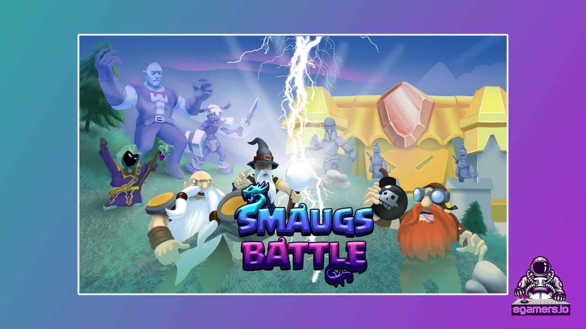 Smaugs Battle