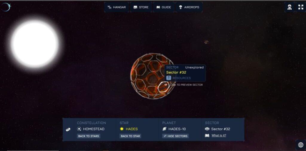 Farsite Star map update