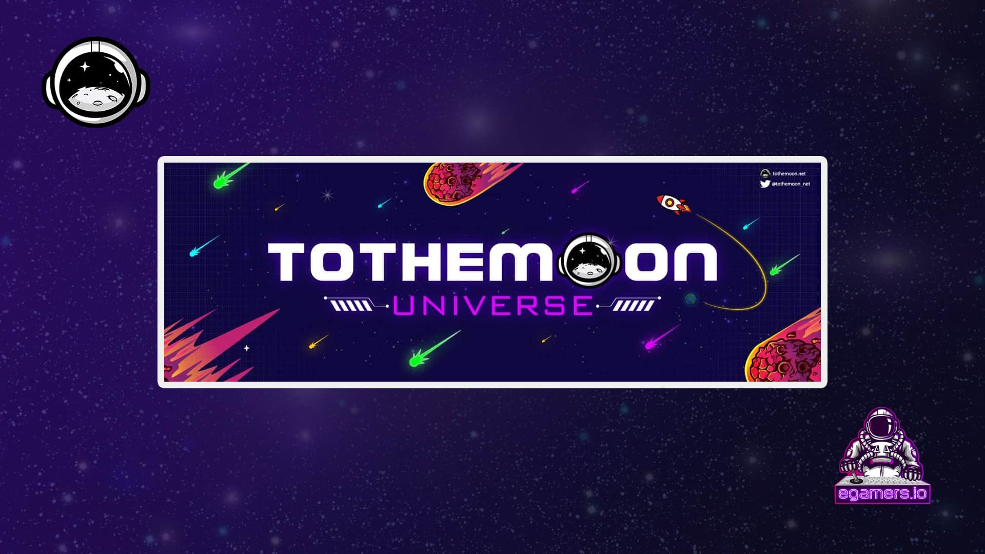 TOTHEMOON Universe main image