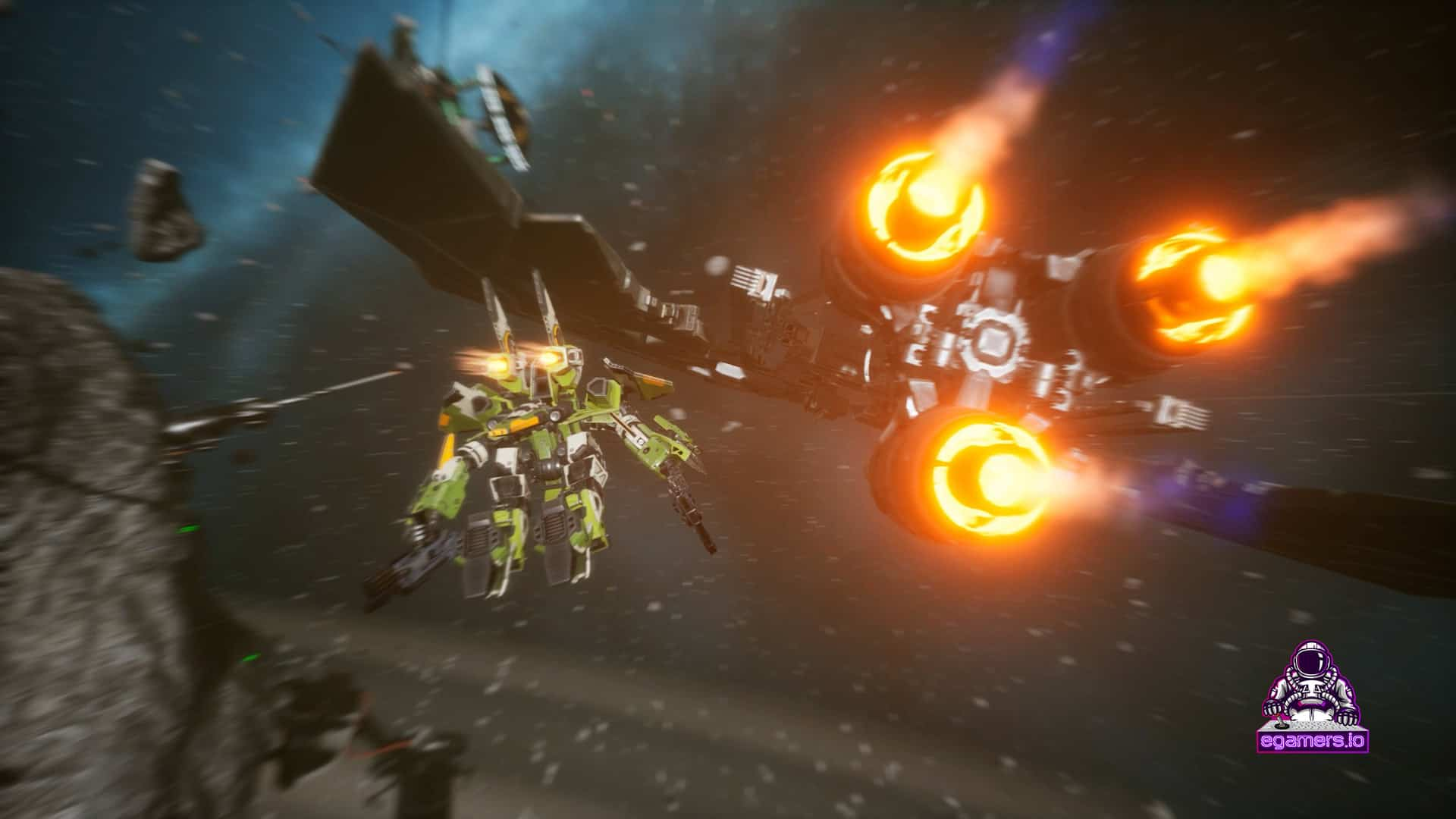 Phantom Galaxies - Stunning visuals, space & land combat, galactic conquest, and epic storyline with true ownership of game assets