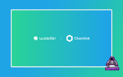 Wasder and Chainlink Unite to Create a Secure Sanctuary for Gamers