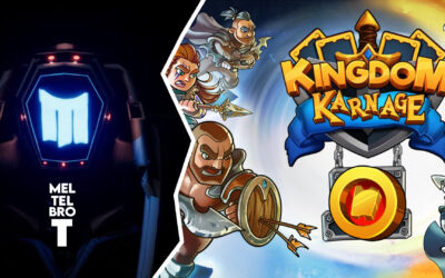 Meltelbrot 57: Fast & Feeless Play To Earn Experience With Kingdom Karnage