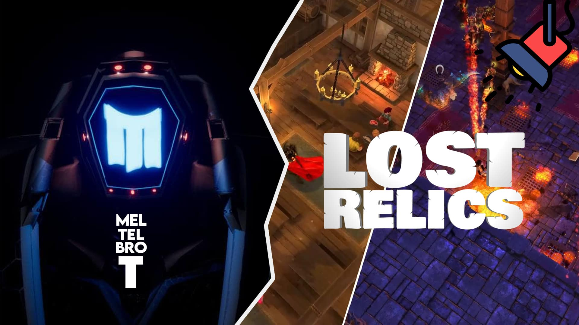 Lost Relics Interview