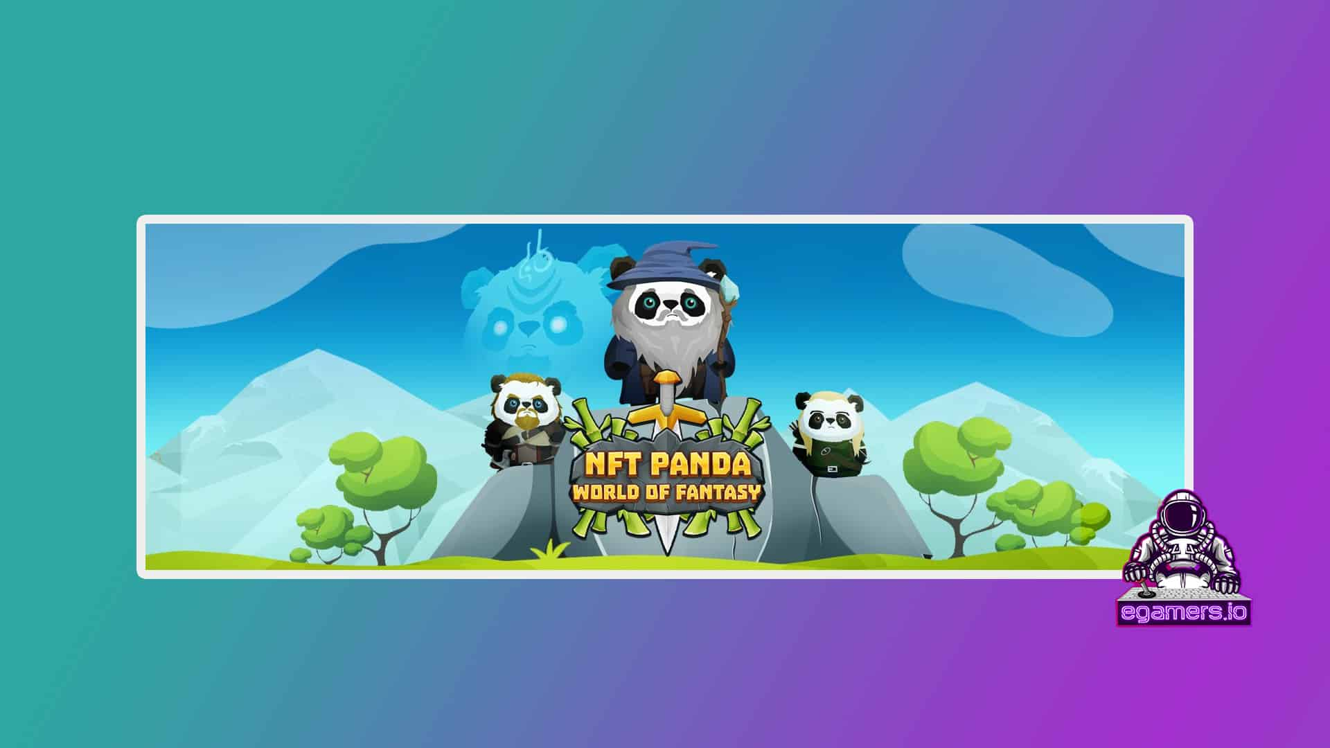 NFT Panda play to earn