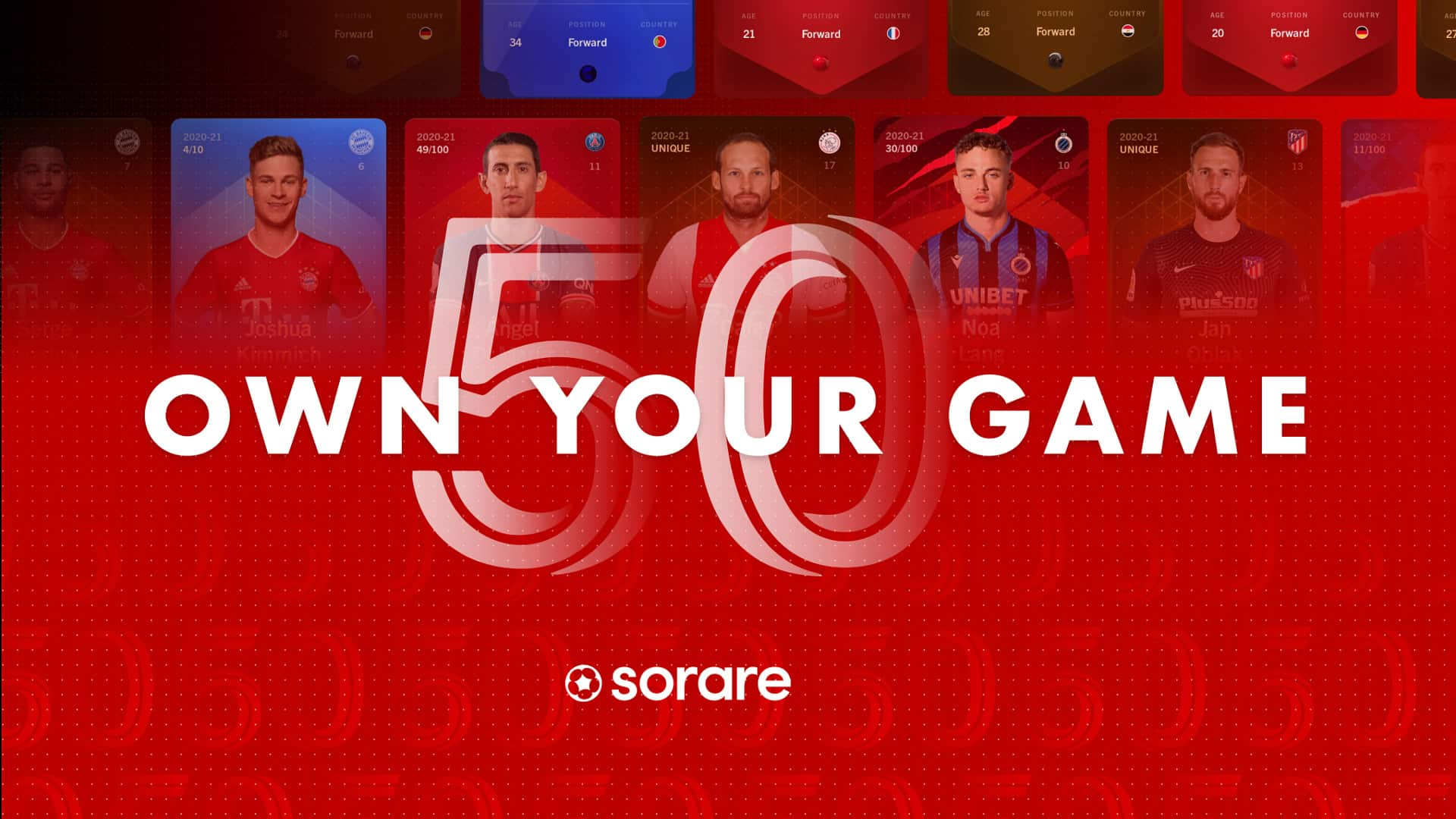 $680 Million Raised By Sorare in a Series B Round