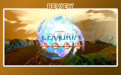 The Galaxy of Lemuria Review – Play To Earn MMORPG