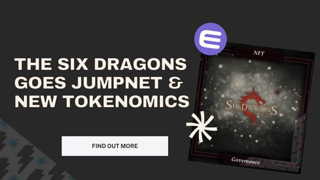 The Six Dragons Jumpnet & Tokenomics