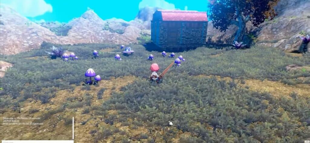 The galaxy of lemuria gameplay