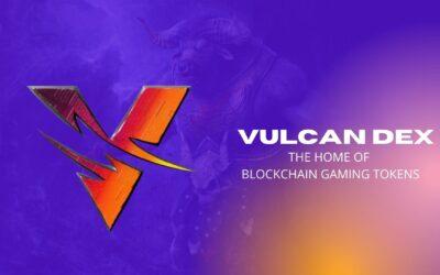 VulcanDEX: Worlds First Blockchain Gaming DEX