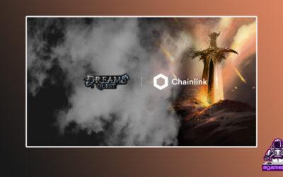 Dreams Quest Incorporates Chainlink Services