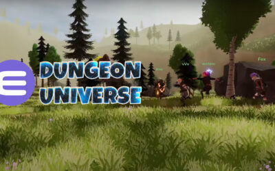MMORPG Dungeon Universe Joins The Enjin Adopter Program