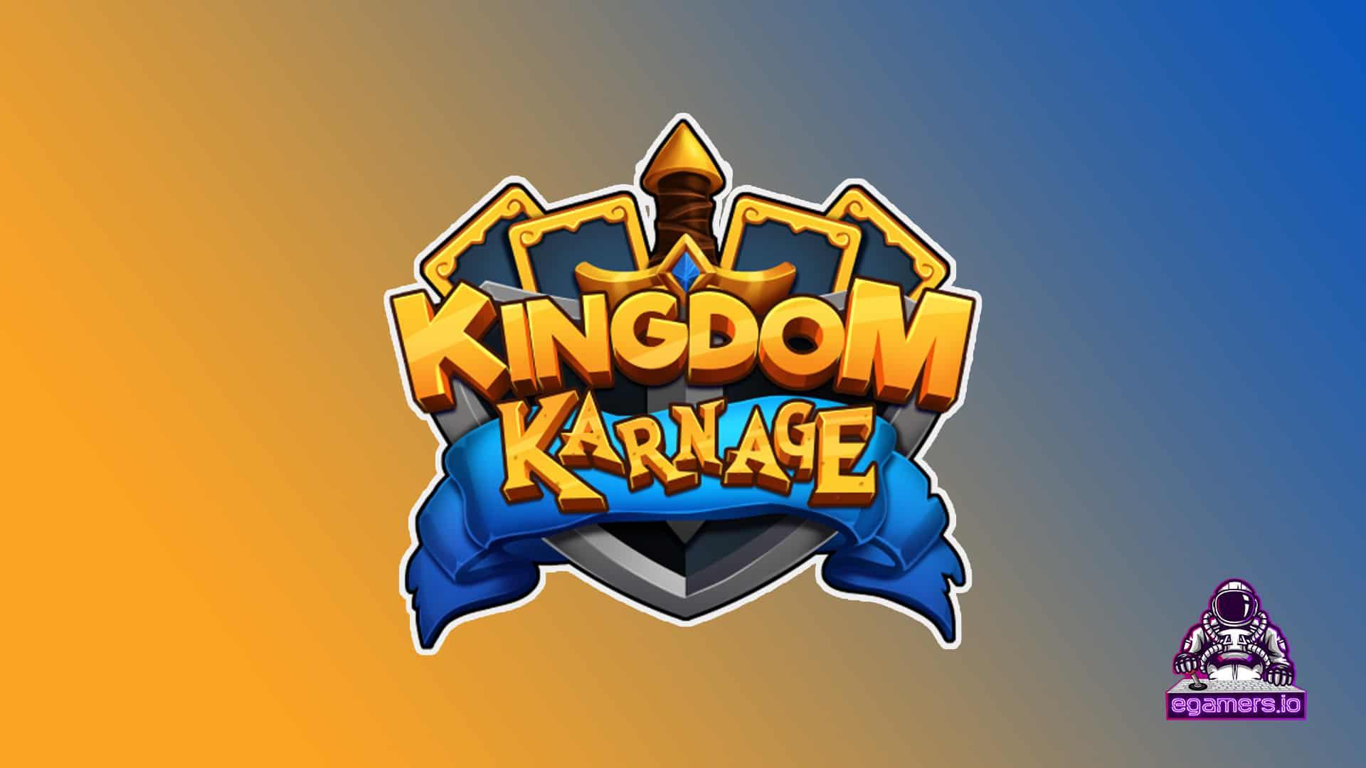 Kingdom Karnage to Release $Karnage Token