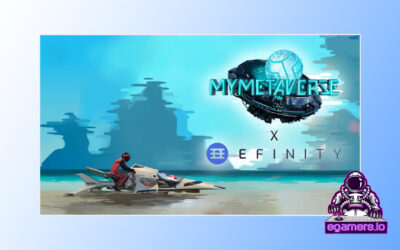 MyMetaverse is Integrating its Minecraft and GTA Servers into Efinity and Polkadot