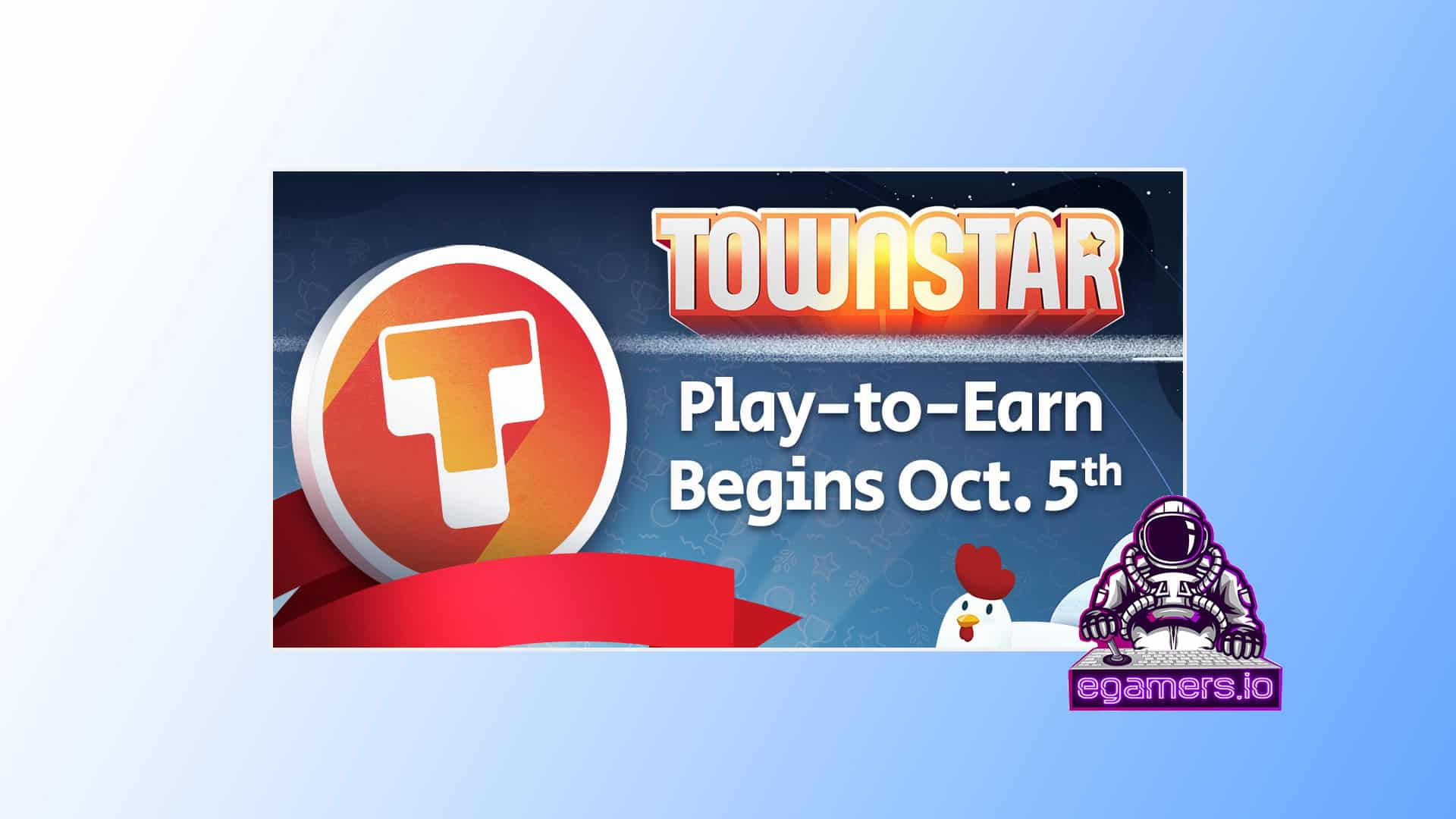 TownCoin TownStar Play to earn